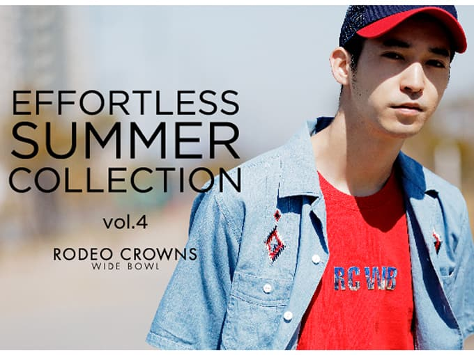 EFFORTLESS SUMMER COLLECTION